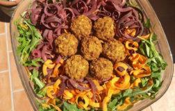 Falafel: la ricetta facile delle polpettine di legumi