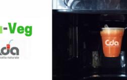 Fru-Veg drink, arriva al distributore automatico l'estratto di frutta