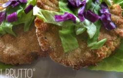 Cotolette di zucchine e ceci: la ricetta facile