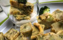 Frittata di ceci con broccolo – Ricetta cruelty free