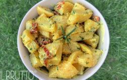 Insalata di patate alla maionese veg – Ricetta facilissima per l'estate