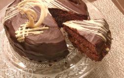 Torta Sacher: la ricetta vegana della famosissima torta austriaca