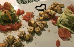 Spaghetti di zucchine e tofu – Ricetta per l'estate
