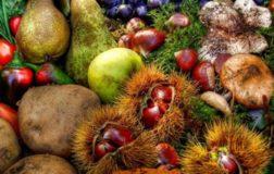 Novembre: frutta e verdura di stagione da comprare