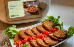 Burger di Lenticchie – Ricetta facilissima con il Bimby