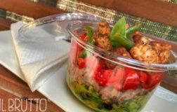 Pranzo in barattolo per l'ufficio – Ricetta food jar