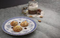 Biscotti alle mandorle senza glutine e con pochi ingredienti