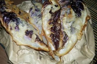 Radicchio in pastella: un contorno croccante e sfizioso