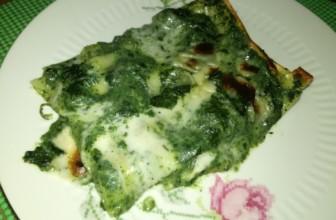 Pasticcio verde al forno: come preparare le lasagne agli spinaci e tofu