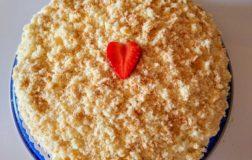 Torta MoMimosa – Come preparare la torta mimosa vegan