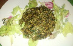 Burger di quinoa con spinaci e tofu, la ricetta sfiziosa