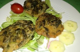 Frittatine croccanti di cime di rapa, ricetta senza uova