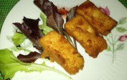 Bastoncini di tofu croccanti – Ricetta saporita
