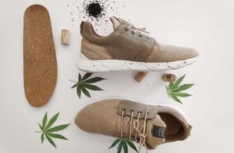 DopeKicks lancia sul mercato le scarpe vegan realizzate con la canapa