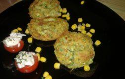 Medaglioni di zucchine e quinoa – La ricetta antispreco