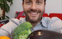 Vegano per un mese: Luca Discacciati lancia un video sul veganismo su YouTube