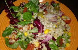 Insalata fredda di orzo con verdurine – Ricetta estiva