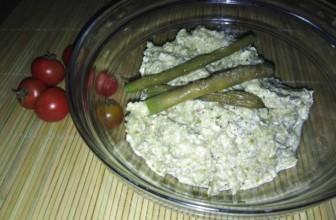 Pesto di fagiolini e tofu, per condire la pasta o spalmare sul pane