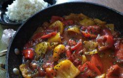 Matbucha, la peperonata tipica della cucina marocchina