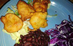 Frittelle di fiori di zucca – Ricetta veloce
