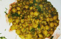 Zuppa di fregola con ceci e cavolo nero – Ricetta nutriente
