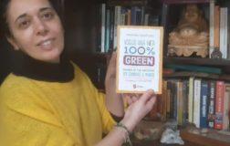 Voglio una vita 100 % green: il libro che ci svela quello che c'è dietro alla tecnologia