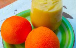 Crema pasticcera all'arancia e cannella – Il dolce al cucchiaio