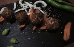 Polpette di fave fresche e finocchietto – Ricetta di primavera