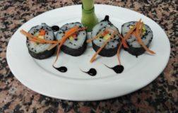 Veggie sushi – Ricetta facile e gustosa fatta in casa