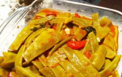 Lardarelli con pomodoro, aglio e basilico – Ricetta dell'estate