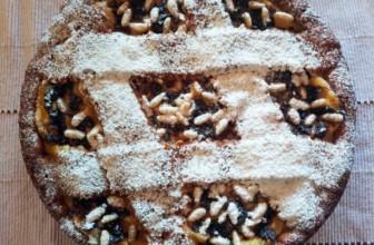 Crostata della nonna golosona – Ricetta Verovegan style