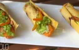 Roll farciti con bastoncini di Quorn – Il piatto ricco di proteine