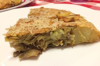 Farfrittata con patate e carciofi: un trionfo di bontà