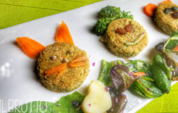 Crocchette leguminose: come far mangiare i legumi ai bambini