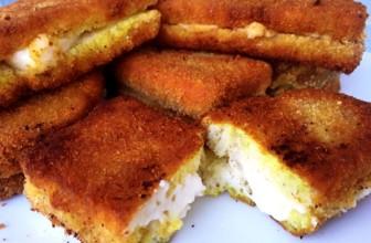"""Zozzarella in carrozza: """"mozzarella"""" in carrozza VeroVegan style"""