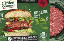 Nestlè lancia The Incredible Burger, il nuovo burger senza carne