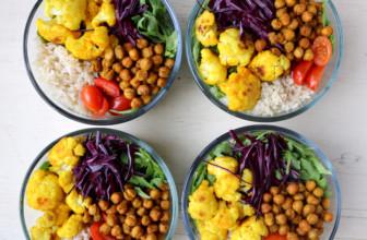 Buddha Bowls: il piatto unico sano e detox