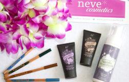 Neve Cosmetics, giovane brand torinese, propone cosmetici vegan per donne alla moda