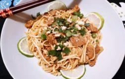 Pad thai – noodles di riso: ricetta thailandese