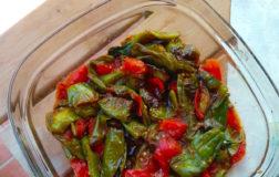 Friggitelli con pomodorini – Ricetta facile