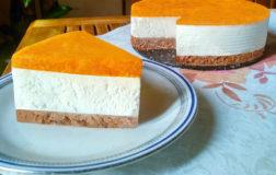 Cheesecake autunnale con la zucca  – Ricetta golosa