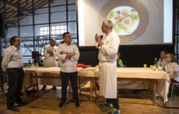 I vincitori della quinta edizione del Festival The Vegetarian Chance, ideato dallo chef Pietro Leemann