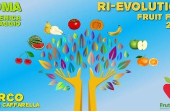 Ri-Evolution Fruit Fest: torna a Roma il festival della condivisione