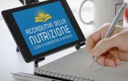 Record di iscrizioni per l'Accademia della Nutrizione, la piattaforma e-learning