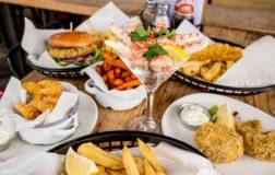 Londra: apre il primo ristorante di pesce e patatine vegan