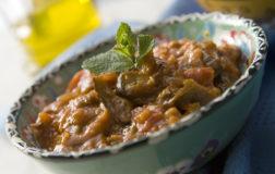 Zaalouk: come preparare l'insalata marocchina di melanzane e pomodori