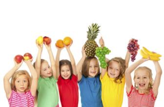 Bambini: le merende cruelty free per l'estate