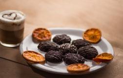 Biscotti Buon Risveglio al gusto di cioccolato e arance