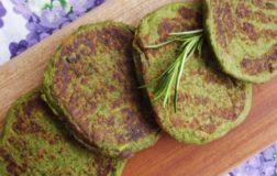 Burger con asparagi e pioppini – Ricetta 100% vegetale