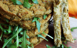 Burger ai carciofi e ceci: la ricetta gustosa e sana